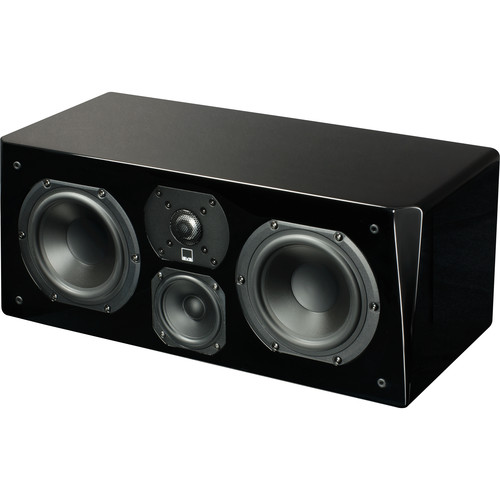 SVS Prime Three-Way Center Channel Speaker (Piano Gloss Black)