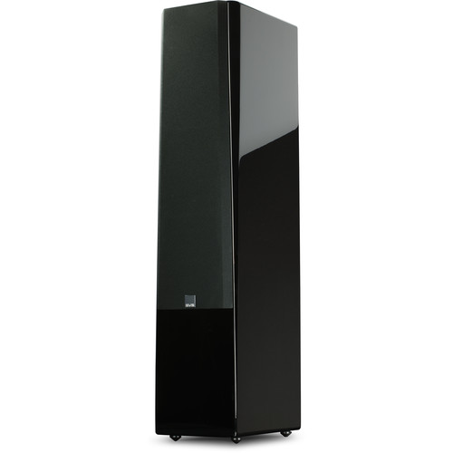 SVS Prime 3.5-Way Floorstanding Speaker (Piano Gloss Black, Single)