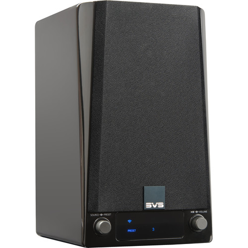 SVS Prime Wireless Speaker (Piano Gloss Black, Single)