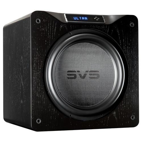 """SVS Sealed Box 16"""" Subwoofer (Black Oak)"""