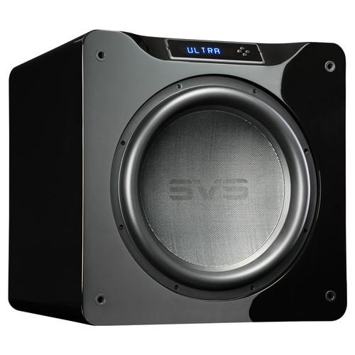 "SVS SB16-Ultra 16"" 1500W Subwoofer (Piano Gloss Black)"