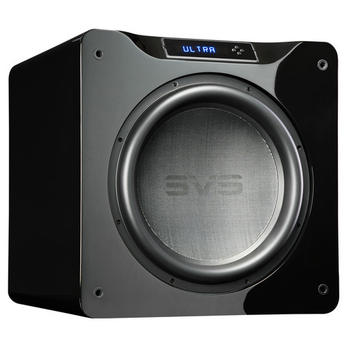 "SVS Sealed Box 16"" Subwoofer (Piano Gloss)"