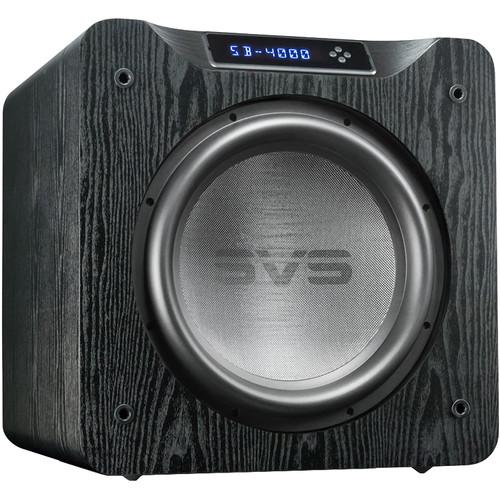 """SVS SB-4000 13.5"""" 1200W Subwoofer (Black Ash)"""