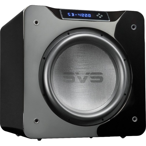 "SVS SB-4000 13.5"" 1200W Subwoofer (Piano Gloss Black)"