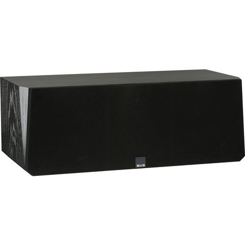 SVS Ultra Center Three-Way Center Channel Speaker (Black Oak Veneer)