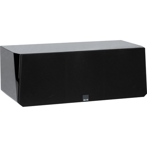 SVS Ultra Center Three-Way Center Channel Speaker (Piano Gloss Black Veneer)