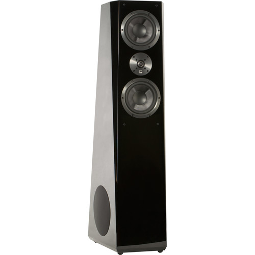 SVS Ultra 3.5-Way Floorstanding Speaker (Piano Gloss Black, Single)