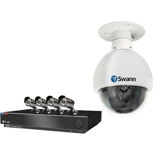 Swann DVR8-2900 8-Channel DVR and PRO-530 & PRO-751 Camera Kit