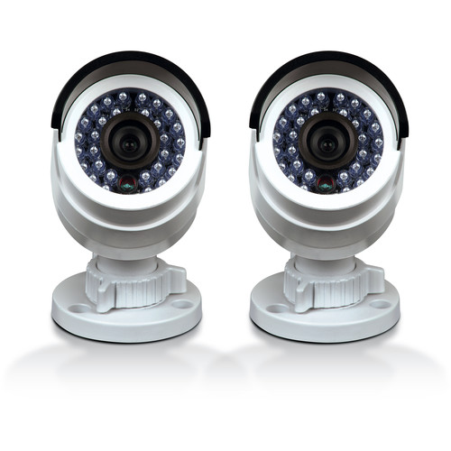 Swann 3MP Outdoor Bullet Camera (Pack of 2)