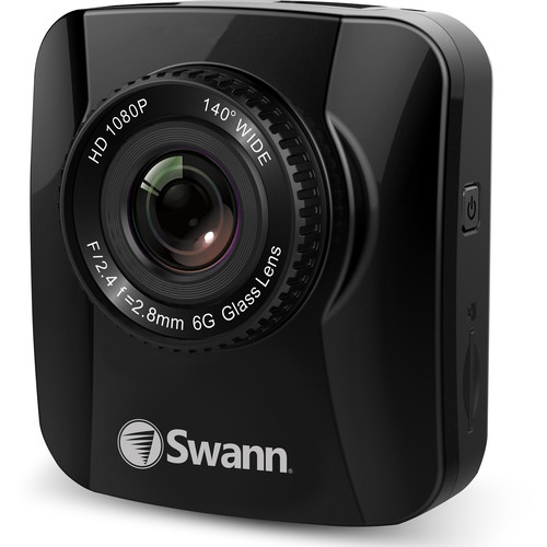 Swann Navigator HD Dash Camera with GPS Tracking