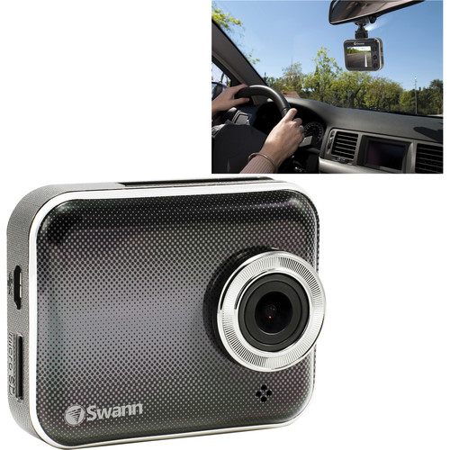 Swann Smart HD Dash Camera with Wi-Fi & Mobile App