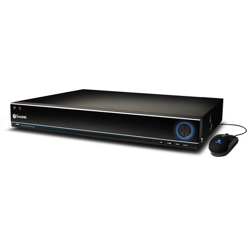 Swann 16-Channel 960H DVR with 1TB Preinstalled HDD