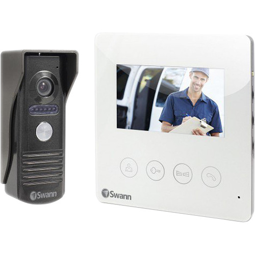Swann SWHOM-DP875C Doorphone Video Intercom