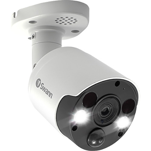 Swann SWNHD-865MSFB-US 5MP Outdoor Network Bullet Camera with Night Vision