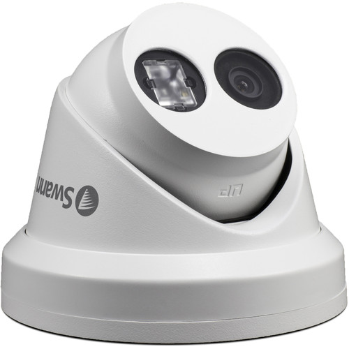 Swann NHD-881 4K UHD Outdoor Network Dome Camera with Night Vision