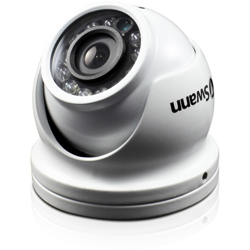 Swann Pro-Series SWPRO-1080FLD-US 2.1MP Outdoor Dome Camera with Night Vision