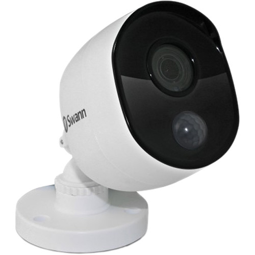 Swann PRO-1080MSB 1080p Outdoor Bullet Camera with Night Vision