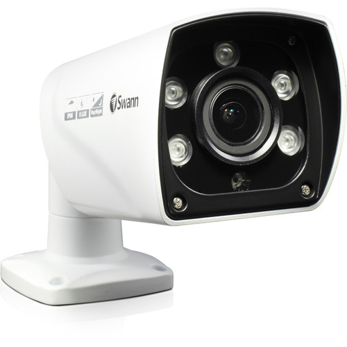 Swann Pro-Series SWPRO-1080ZLB-US 2.1MP Outdoor Bullet Camera with Night Vision