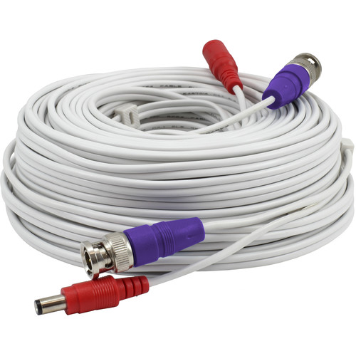 Swann BNC/Power Security Extension Cable (50')