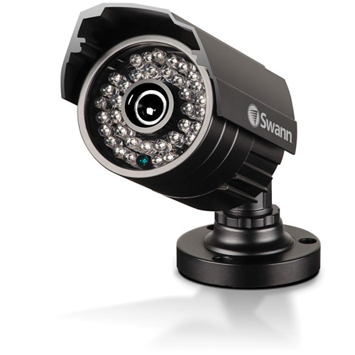 Swann PRO-535 Multi-Purpose Day & Night Indoor/Outdoor Security Camera (NTSC)