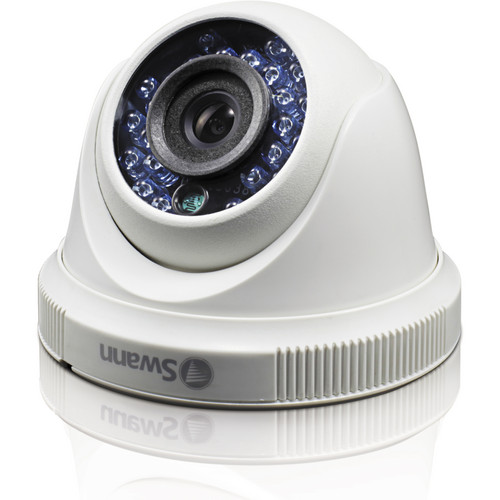 Swann Pro-541 Day/Night 650TVL Indoor/Outdoor Dome Security Camera