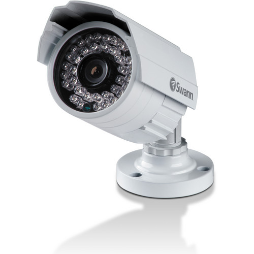Swann 960H 700 TVL Day/Night IR Bullet Camera with 4.8mm Fixed Lens