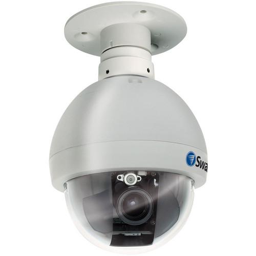 Swann Pro-645 Indoor/Outdoor Pan/Tilt Dome Camera