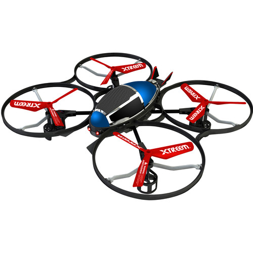 Swann Maxi Quad Starship Quadcopter