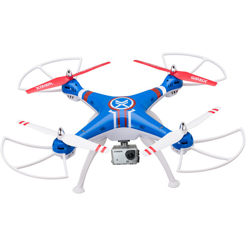 Swann Gravity Pursuit 1080p Video Drone