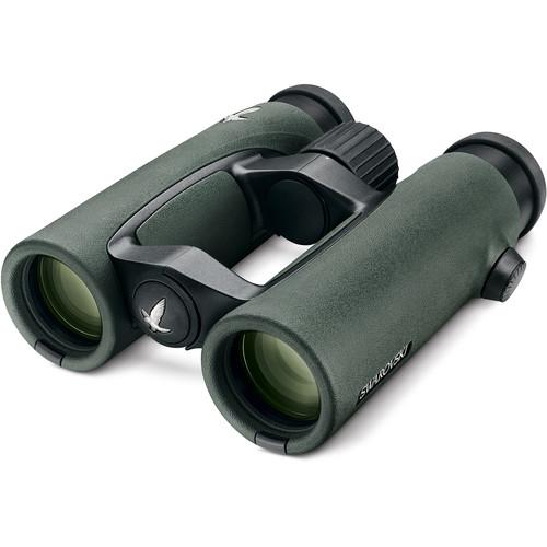 Swarovski 10x32 EL32 Binoculars with FieldPro Package (Green)
