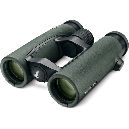 Swarovski 10x32 EL32 Binocular with FieldPro Package (Green)