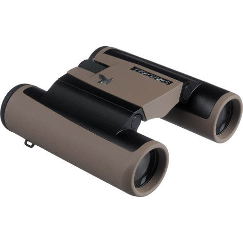 Swarovski 8x25 CL Pocket Traveler Binocular (Sand Brown)