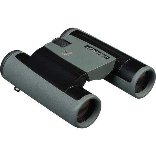 Swarovski 10x25 CL Pocket Binocular (Green)
