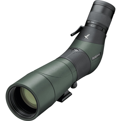 Swarovski ATS-65 HD Spotting Scope (Angled Viewing, Eyepiece Required, Arca-Swiss Shoe)