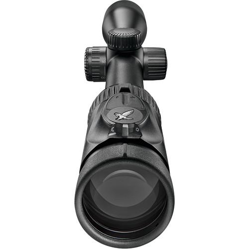 Swarovski 2-16x50 Z8i P L Riflescope (4A-I Illuminated Reticle, Matte Black)