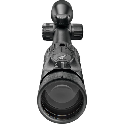 Swarovski 2-16x50 Z8i P L Riflescope (BRX-I Illuminated Reticle, Matte Black)