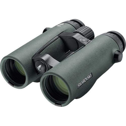 Swarovski 10x42 EL Range Binocular / Laser Rangefinder (Green)