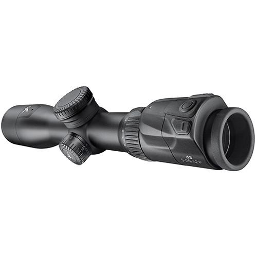 Swarovski 5-25x52 dS P L Digital Riflescope (4A-I Illuminated Reticle)