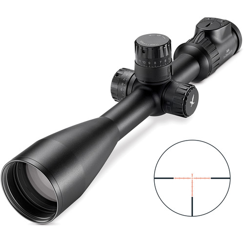 Swarovski 3.5-18x50 X5i Riflescope (4WX-I+ Modified Duplex Reticle)