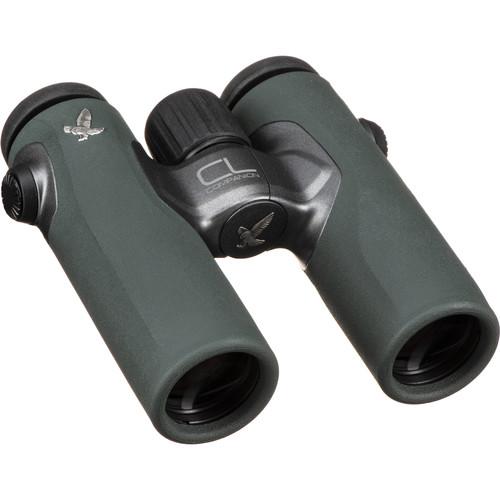 Swarovski 8x30 CL B Companion Northern Lights Binocular (Green)