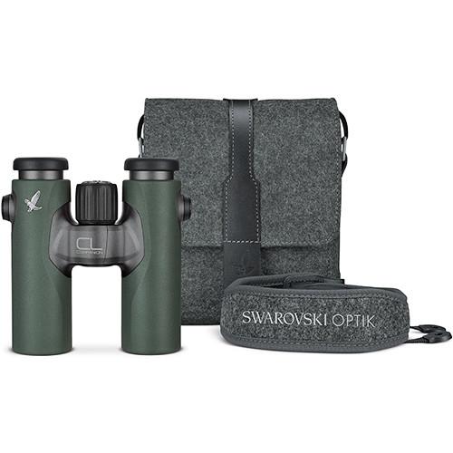 Swarovski 10x30 CL B Companion Northern Lights Binocular (Green)