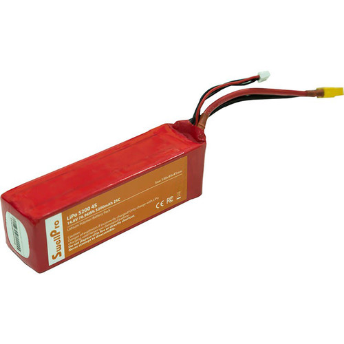 Swellpro B1-4S 16.8V 25C 5200mAh Battery (Lithium Polymer)