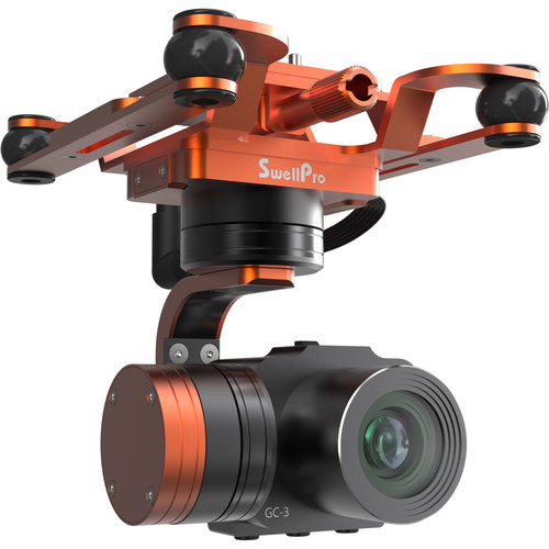Swellpro 3-Axis Gimbal Camera for SplashDrone 3 Series Drones