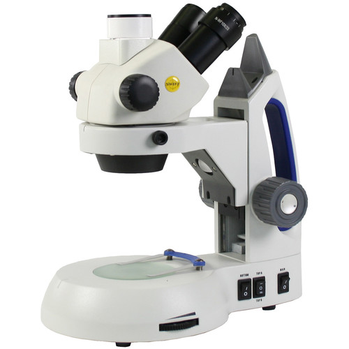 Swift SM105T-C Stereo 10x-30x Zoom Trinocular Microscope