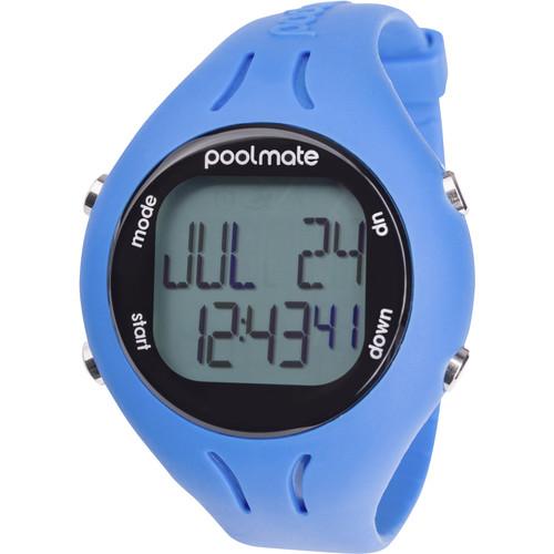 Swimovate PoolMate 2 Swimming Watch (Blue)