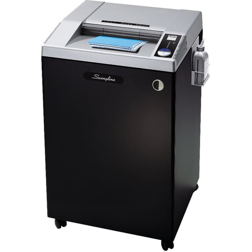 Swingline TAA Compliant CX40-59 Cross-Cut Commercial Shredder with Jam Stopper (40 Sheets / 20+ Users)