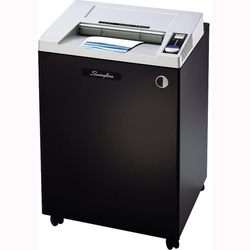 Swingline TAA Compliant CS39-55 Strip-Cut Commercial Shredder with Jam Stopper (39 Sheets / 20+ Users)