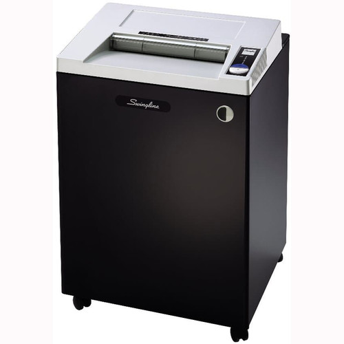 Swingline TAA Compliant CM11-44 Micro-Cut Commercial Shredder with Jam Stopper (11 Sheets / 20+ Users)
