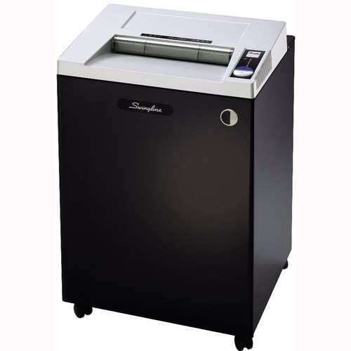 Swingline TAA Compliant CS25-44 Strip-Cut Commercial Shredder with Jam Stopper (25 Sheets / 20+ Users)