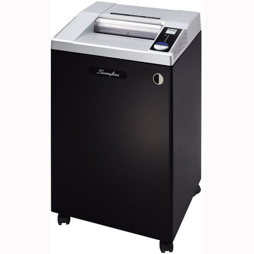 Swingline TAA Compliant CS30-36 Strip-Cut Commercial Shredder with Jam Stopper (30 Sheets / 20+ Users)